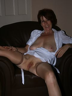 Real Busty Milf